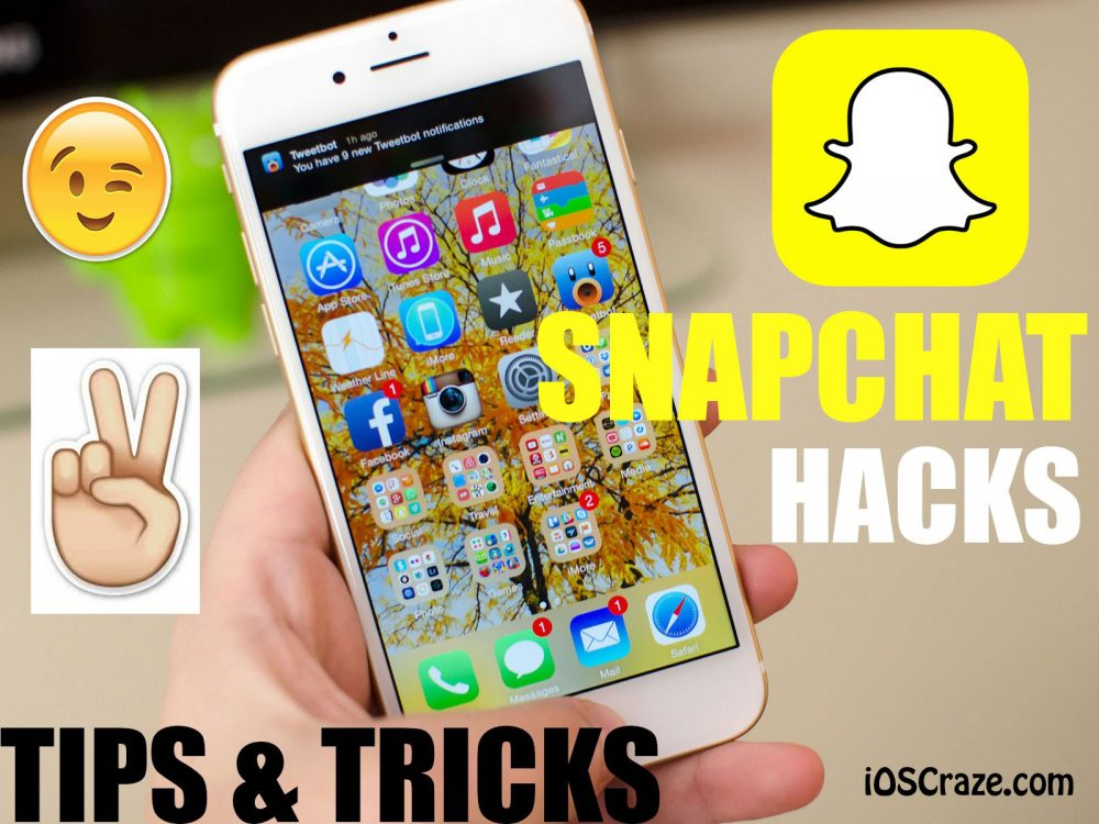 how to hack snapchat iphone get snapchat hacks amp free ios 11 3 1 10 9 no 17166