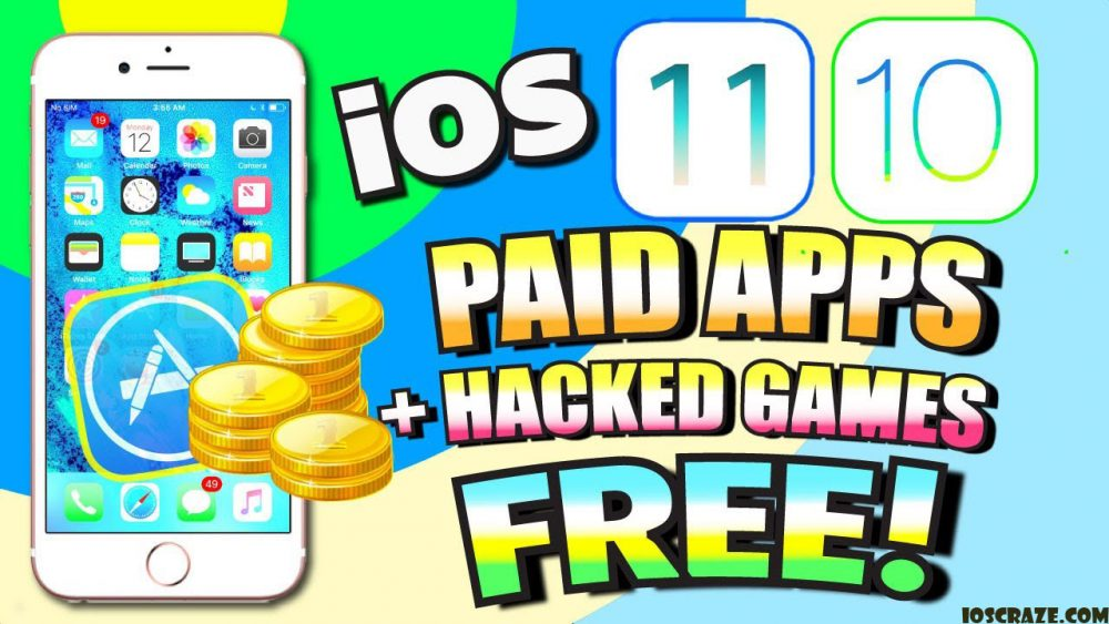 hacked game download app ios