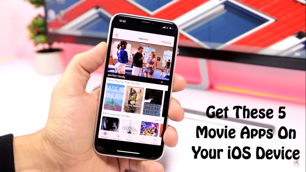 MovieBox for iPhone