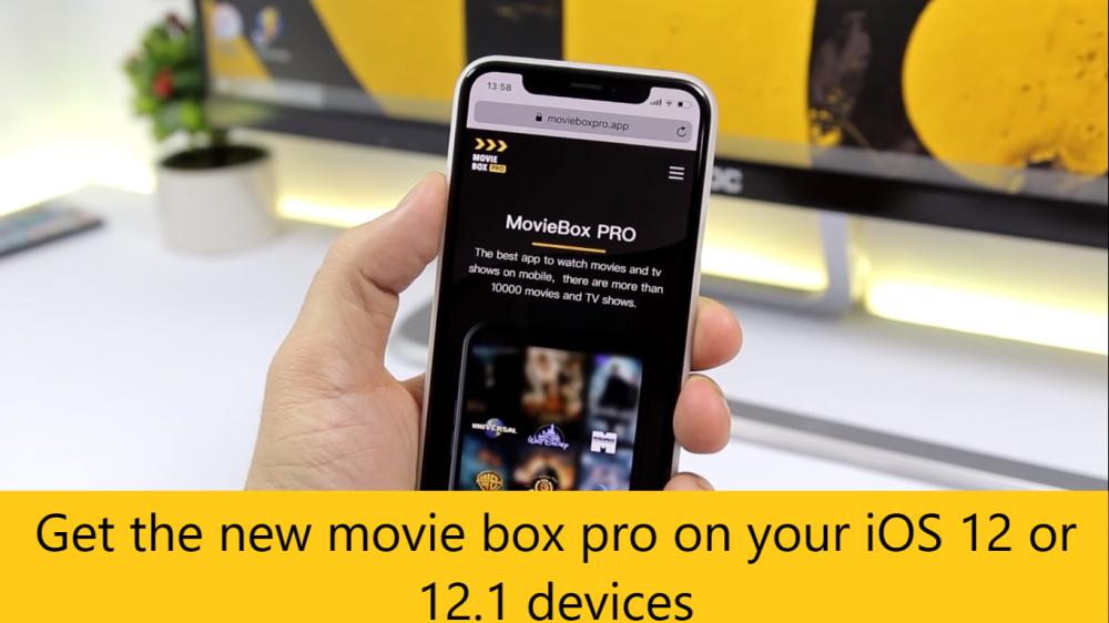 How to install movie box