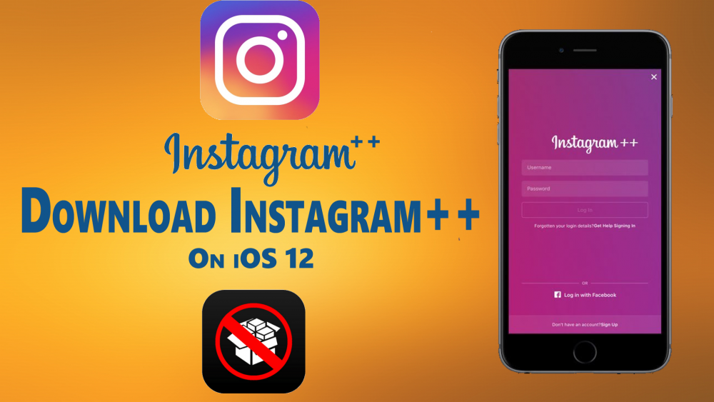 download Instagram++ for iOS 12