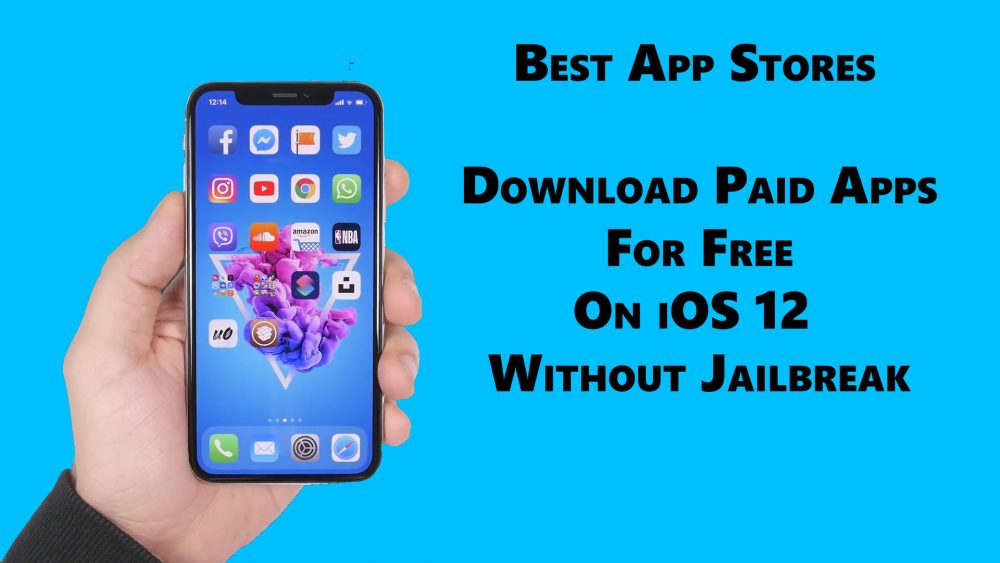 Download paid apps for free on iOS