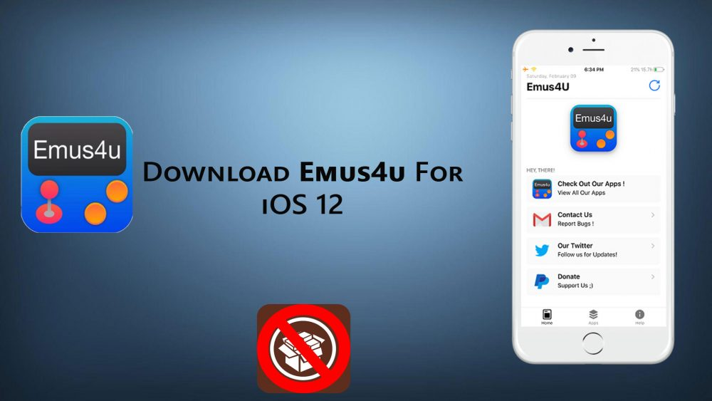 Emus4u For iPhone