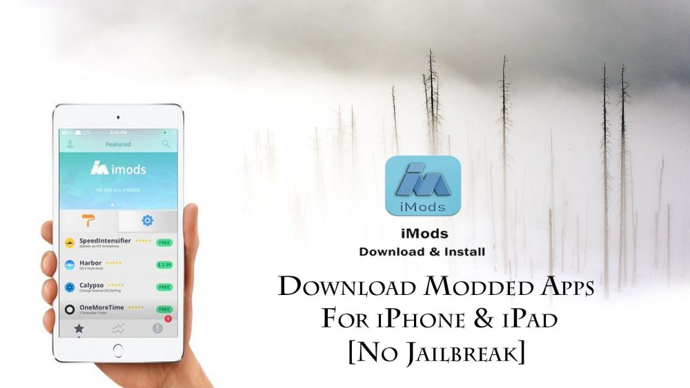 Modded Apps For iPhone