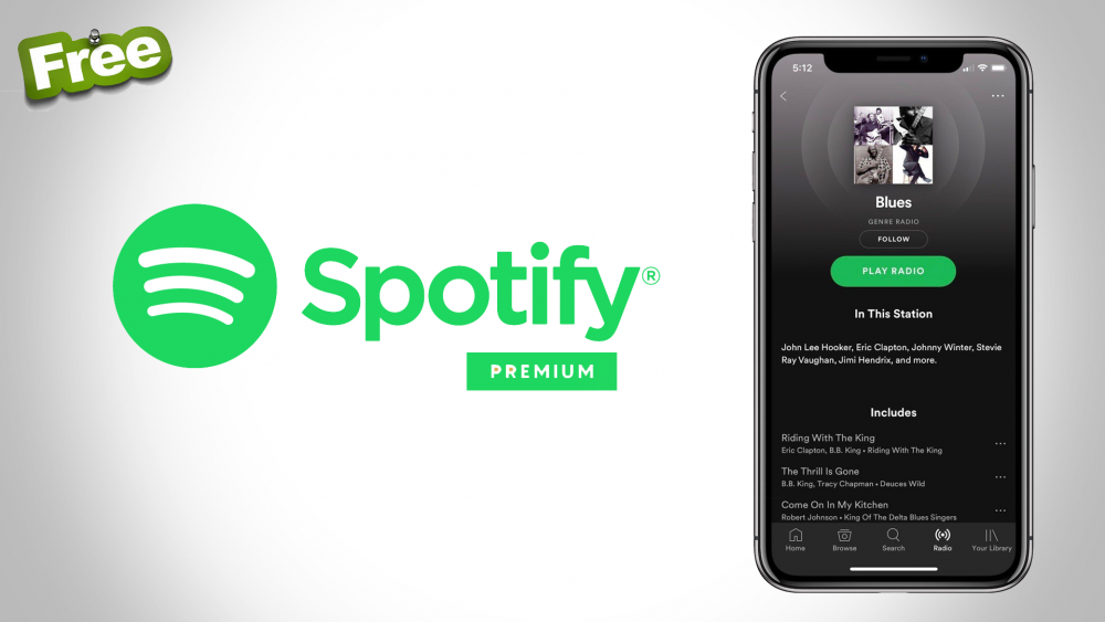 Get Spotify Premium Free on iPhone