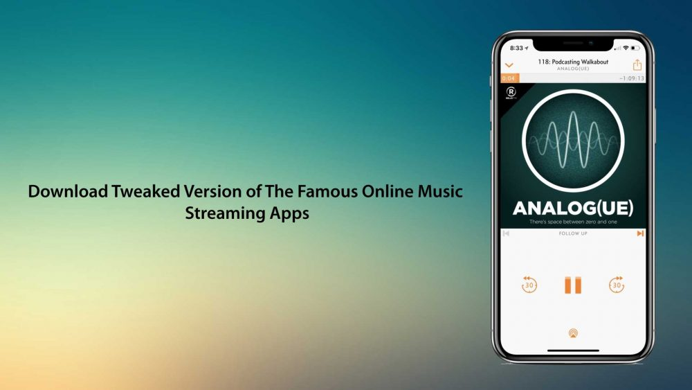 Online Music Streaming Apps