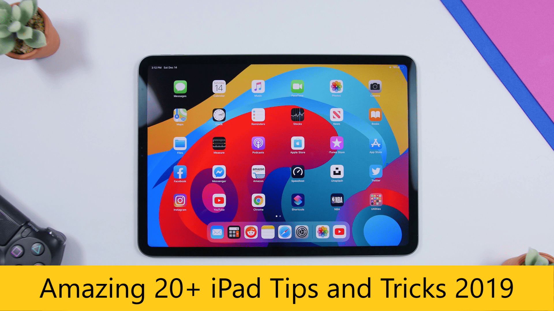 iPad Tips and Tricks 2019